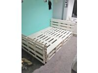 Furnitures BEDS/SEATS TO YOUR HOME - NEW PROJECTS FOR BUYER'S REQUESTS FROM PALLETS/OLD WOOD!!!