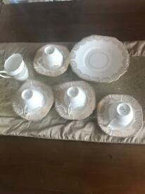 Duchess fine bone China tea set