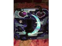 Irregular choice Starry night bag