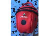 Little life ladybird bag pack /rocksack for Kids