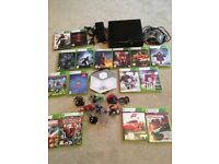 Xbox 360 package.