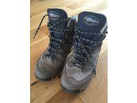 Ladies Meindl walking boots - size 7.5 (42)