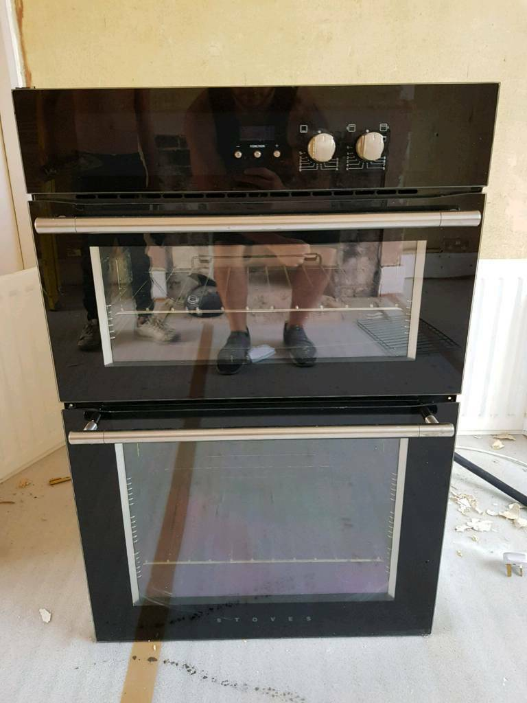 """Stoves"" double oven"