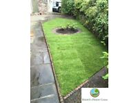 Summer is here! New lawns, Landscaping & Garden Clearance