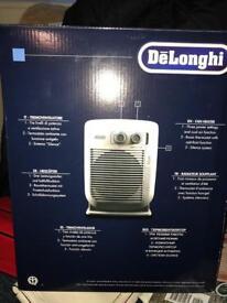 new fan heater