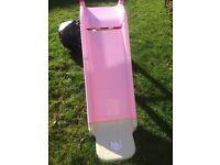 Girls Slide