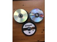 Blank CDs & DVDs
