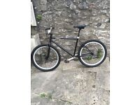 Fixie bike BMX. Perfect conditions. Padlock included
