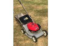 Honda hr173 Self Propelled Petrol lawnmower