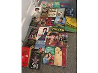 Selection of books