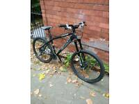 Orange Crush Mountain bike, Free-rider, All Mountain