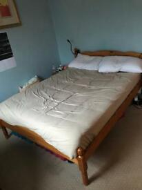 Double Mattress -good quality-has to go asap