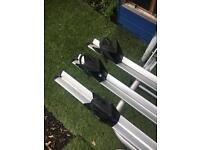 Atera triple bike rack for Vw/people carrier