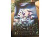 Melissa marr set of 3 books