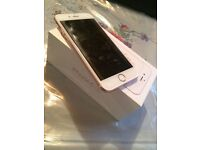 Iphone 6s Rose Gold 128GB Unlocked!!