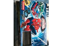 Ultimate Spider-Man Carrera Racing System