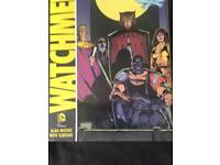 Watchmen Hardcover Graphic Novel NEED GONE!