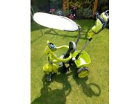 Little Tikes 4 in 1 trike, excellent condition