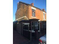 Cobridge two bedroom end Terrace