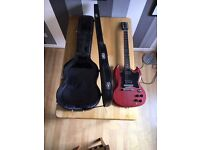 Gibson SG Special Faded Worn Cherry 2008