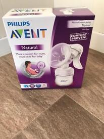 Philips Manual Breast Pump