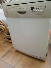 Hotpoint Aquarius DWF 31 Dishwasher full working order 60cm width- Delivery possible