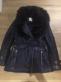 Riverisland black coat