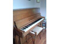 Brinsmead Oversprung Piano