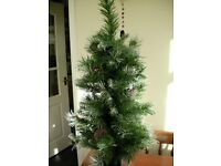 3FT BLUE SPRUCE POTTED CHRISTMAS TREE