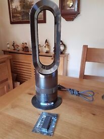 Dyson Hot & Cool Bladeless Air Multiplier Heater / Table Fan