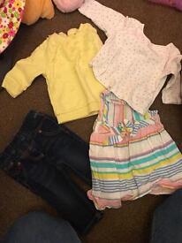 Baby girl clothes !!