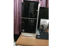 Used HP - Pavilion 500-242ea Desktop PC