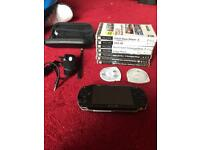 Psp and accesories