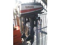 YAMAHA 3.5a & Silver seagull 5hp long shaft