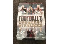 Football greatest rivalries dvd box
