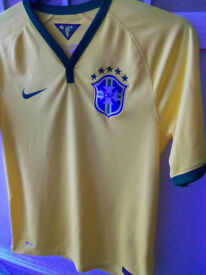 Brasil national team football t-shirt by Nike