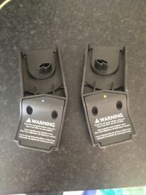 Adaptors for Uppababy pram for maxi cosi car seat