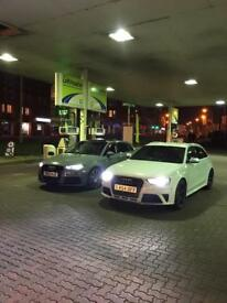 AUDI S3, S4, S5, RS3, RS4, RS5, RS6, RS7, GOLF R, GTD, GTI, A45, C63, AMG, X5, M3, MAY PX OR SWAP..