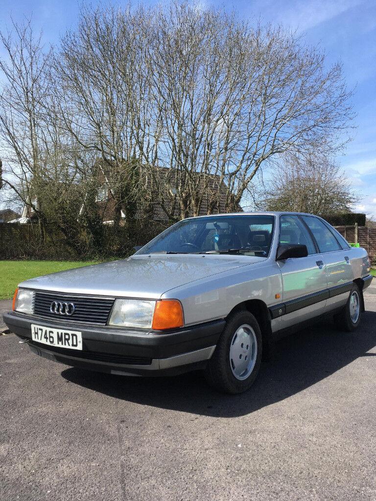 Audi 100 C3 type 44 SE 2.0E 5 cylinder 1991
