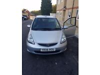 HONDA JAZZ FOR SALE. ONE OWNER. FULL SERVICE HISTORY. HPI CLEAR. IMMACULATE CONDITION
