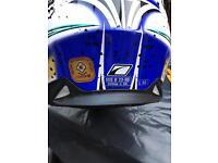 Sparda motocross helmet