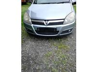 vauxhall astra 1.7CDTI design spares or repairs MOT APRIL 2019