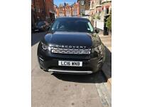 2016 Land Rover Discovery Sport 2.0 TD4 180 HSE Black - Low mileage