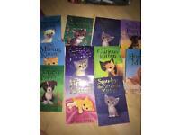 25 holly Webb books