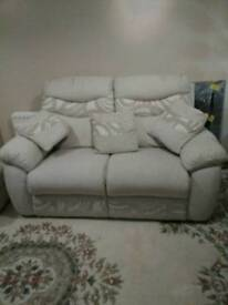 Dfs 9ft sofa 2 years old