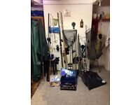 Fishing Gear, Rods, Equipment.