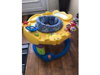 Mothercare twizzle activity center