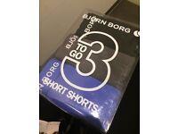 Men's Björn Borg boxers underwear size L 34-36 brand new