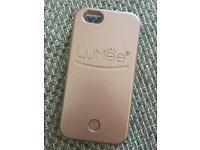 Brand New Gold Lumee Iphone Case