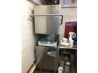 Commercial POT wash - dishwasher